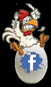angry birds restaurant facebook
